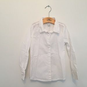 🌟 3 for $10 - 5T Long Sleeve Button Up Shirt